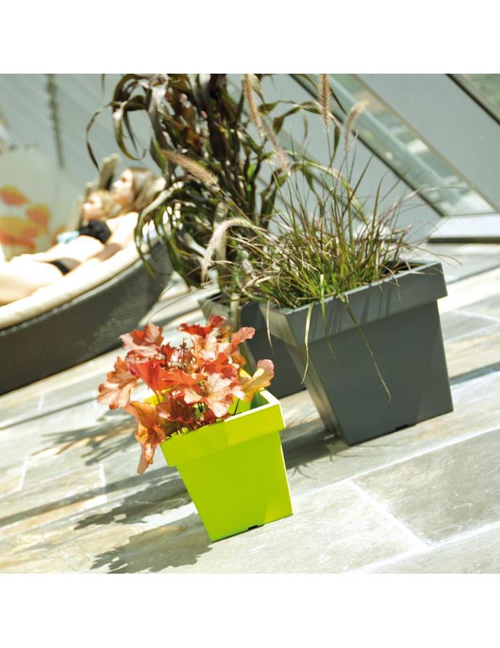 blumenkasten balkonkasten lofly 37 8 cm grau g nstig online kaufen 6 79. Black Bedroom Furniture Sets. Home Design Ideas
