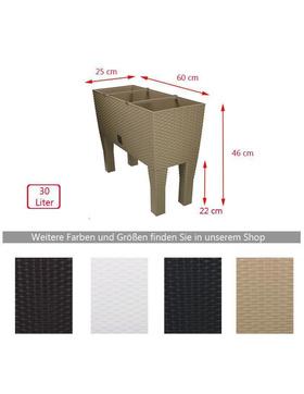 blumenk sten und balkonk sten jetzt bequem online kaufen pflanzkast seite 3. Black Bedroom Furniture Sets. Home Design Ideas