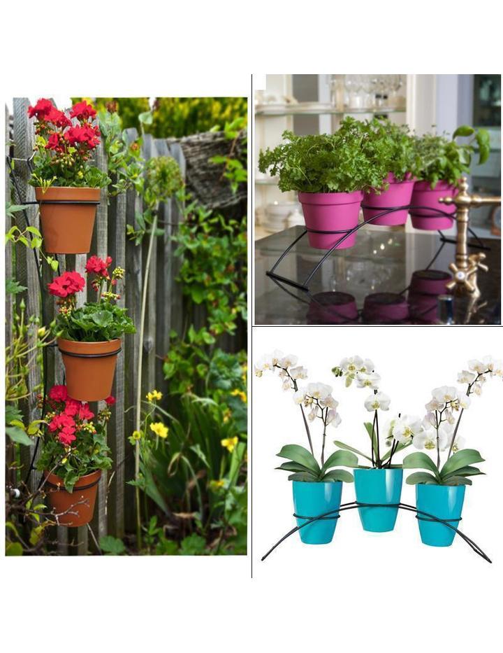 Blumentopfhalter Blumenständer Halterung Für Blumenkasten Und
